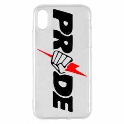 Чехол для iPhone X/Xs Pride
