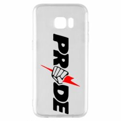 Чехол для Samsung S7 EDGE Pride