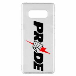 Чохол для Samsung Note 8 Pride