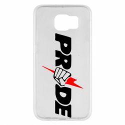 Чехол для Samsung S6 Pride