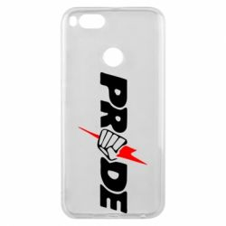 Чехол для Xiaomi Mi A1 Pride