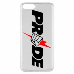 Чохол для Xiaomi Mi Note 3 Pride
