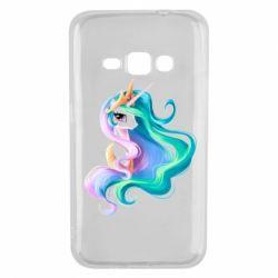 Чохол для Samsung J1 2016 Принцеса Селеста - FatLine