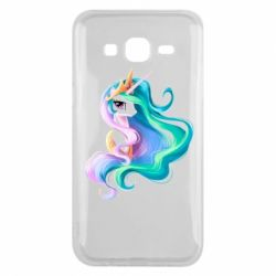 Чохол для Samsung J5 2015 Принцеса Селеста - FatLine