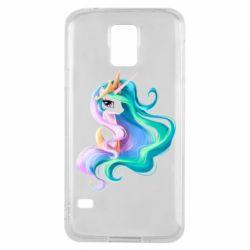 Чохол для Samsung S5 Принцеса Селеста - FatLine