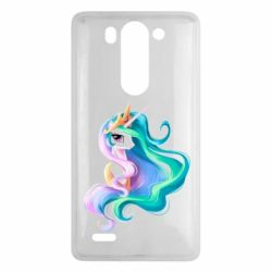 Чохол для LG G3 Mini/G3s Принцеса Селеста - FatLine