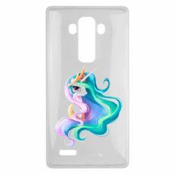 Чохол для LG G4 Принцеса Селеста - FatLine