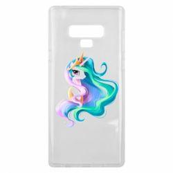 Чохол для Samsung Note 9 Принцеса Селеста - FatLine