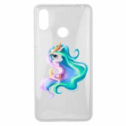 Чохол для Xiaomi Mi Max 3 Принцеса Селеста - FatLine