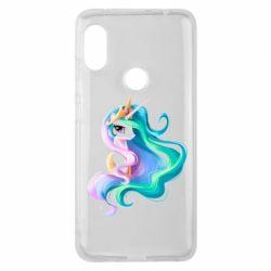 Чохол для Xiaomi Redmi Note 6 Pro Принцеса Селеста - FatLine