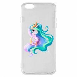 Чохол для iPhone 6 Plus/6S Plus Принцеса Селеста - FatLine