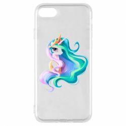 Чохол для iPhone 7 Принцеса Селеста - FatLine