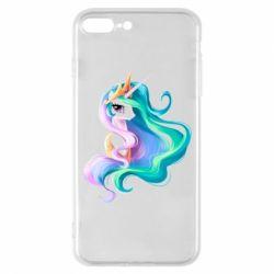 Чохол для iPhone 7 Plus Принцеса Селеста - FatLine