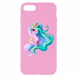 Чохол для iPhone 8 Принцеса Селеста - FatLine