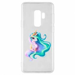 Чохол для Samsung S9+ Принцеса Селеста - FatLine