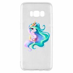 Чохол для Samsung S8 Принцеса Селеста - FatLine
