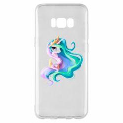 Чохол для Samsung S8+ Принцеса Селеста - FatLine
