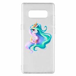 Чохол для Samsung Note 8 Принцеса Селеста - FatLine