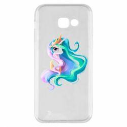 Чохол для Samsung A5 2017 Принцеса Селеста - FatLine