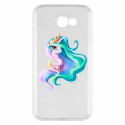 Чохол для Samsung A7 2017 Принцеса Селеста - FatLine