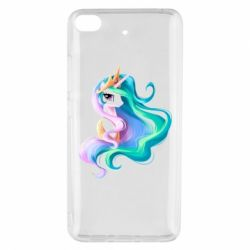 Чохол для Xiaomi Mi 5s Принцеса Селеста - FatLine