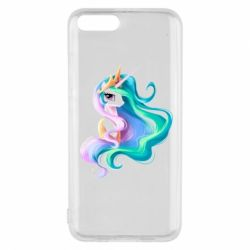 Чохол для Xiaomi Mi6 Принцеса Селеста - FatLine