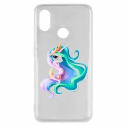 Чохол для Xiaomi Mi8 Принцеса Селеста - FatLine