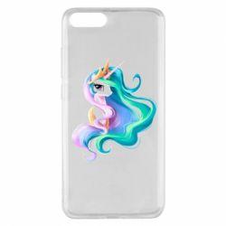 Чохол для Xiaomi Mi Note 3 Принцеса Селеста - FatLine
