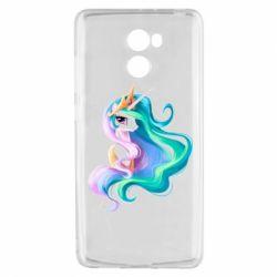 Чохол для Xiaomi Redmi 4 Принцеса Селеста - FatLine