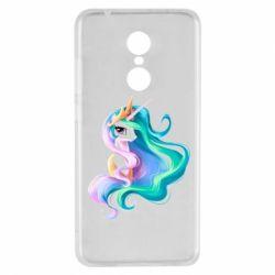 Чохол для Xiaomi Redmi 5 Принцеса Селеста - FatLine