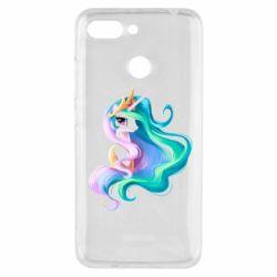 Чохол для Xiaomi Redmi 6 Принцеса Селеста - FatLine