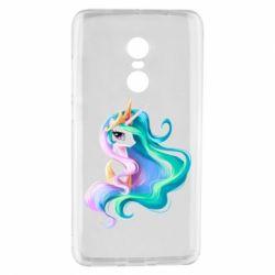 Чохол для Xiaomi Redmi Note 4 Принцеса Селеста - FatLine