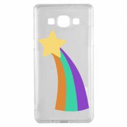 Чохол для Samsung A5 2015 Print Mabel star and rainbow