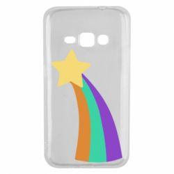 Чохол для Samsung J1 2016 Print Mabel star and rainbow