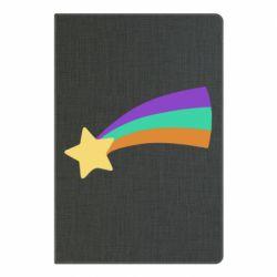 Блокнот А5 Print Mabel star and rainbow