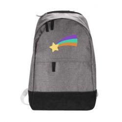 Рюкзак міський Print Mabel star and rainbow