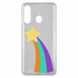 Чохол для Samsung M40 Print Mabel star and rainbow