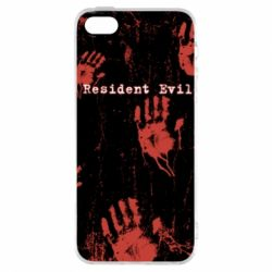Купить Resident Evil, Чехол для iPhone5/5S/SE Prints, FatLine