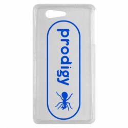 Чехол для Sony Xperia Z3 mini Prodigy Logo - FatLine