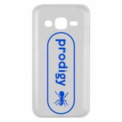 Чохол для Samsung J2 2015 Prodigy Логотип
