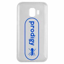 Чохол для Samsung J2 2018 Prodigy Логотип