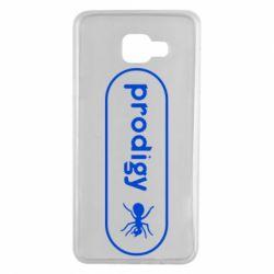 Чохол для Samsung A7 2016 Prodigy Логотип