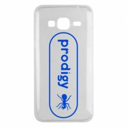 Чохол для Samsung J3 2016 Prodigy Логотип