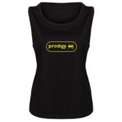 Женская майка Prodigy Logo - FatLine