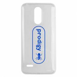 Чехол для LG K8 2017 Prodigy Logo - FatLine
