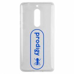 Чехол для Nokia 5 Prodigy Logo - FatLine