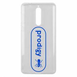 Чехол для Nokia 8 Prodigy Logo - FatLine
