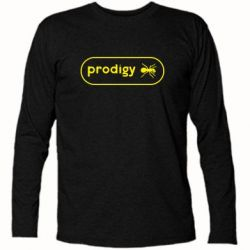 Футболка с длинным рукавом Prodigy Logo - FatLine