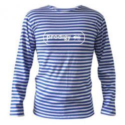 Тельняшка с длинным рукавом Prodigy Logo - FatLine