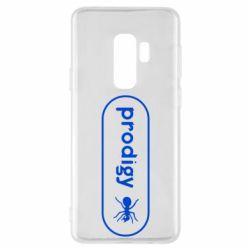 Чохол для Samsung S9+ Prodigy Логотип